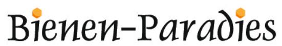 Bienen-Paradies-Logo